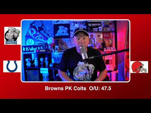 Cleveland Browns vs Indianapolis Colts NFL Pick and Prediction Sunday 10/11/20 Week 5 NFL Betting