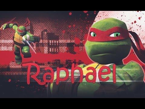 TMNT/Raphael 2012 -- Superhero