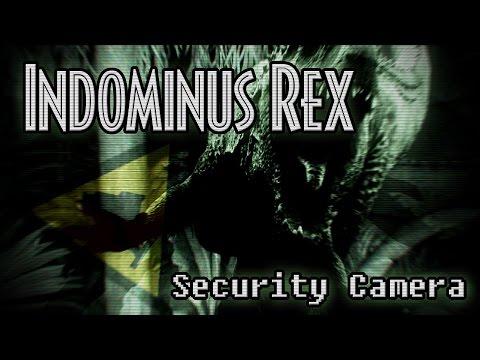 Indominus Rex Paddock Security Camera Youtube