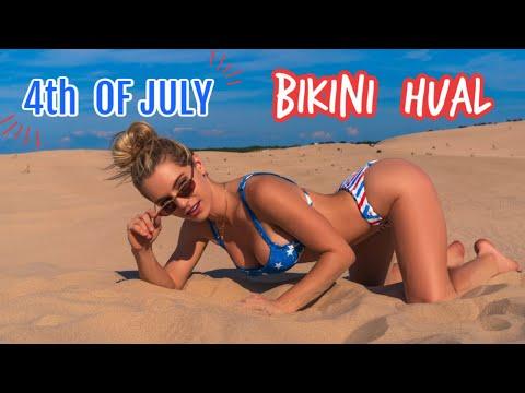 4th Of July Bikinis // For Women