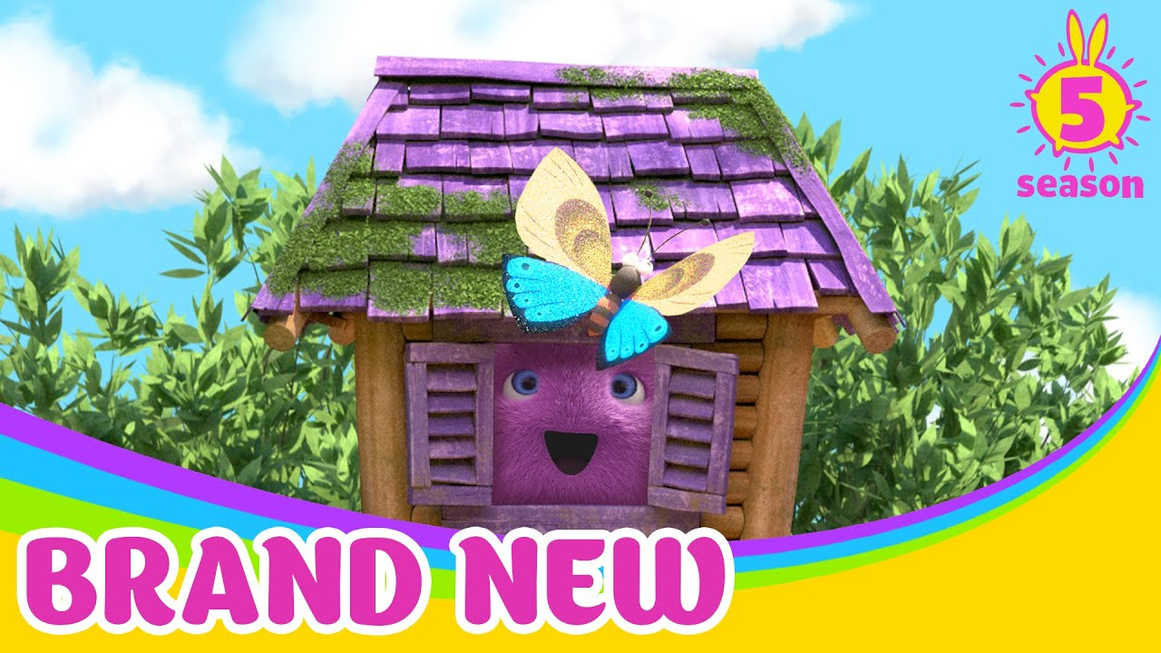 SUNNY BUNNIES - Tree House | BRAND NEW EPISODE | Season 5 | Cartoons for Children