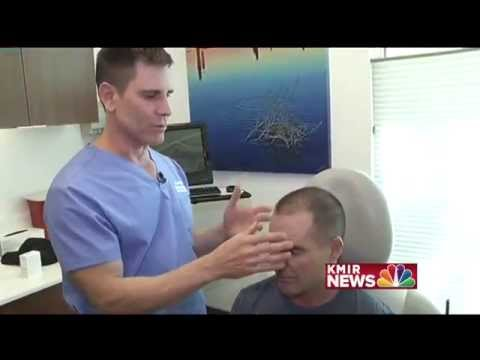 Variety of Options for Hair Loss Treatment KMIR TV News Report