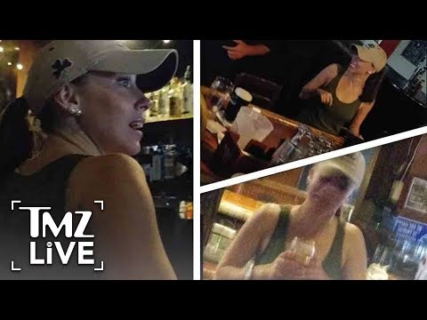 Casey Anthony Has A Great Time At The Bar | TMZ Live