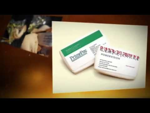 Edible Business Cards Youtube