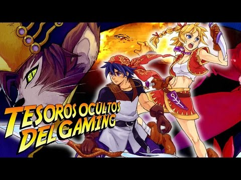 #TesorosOcultosDelGaming: Chrono Cross