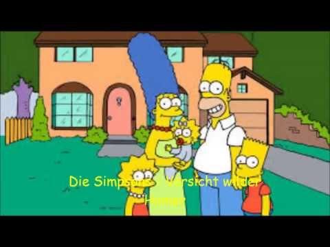 Die Simpsons   Vorsicht wilder Homer