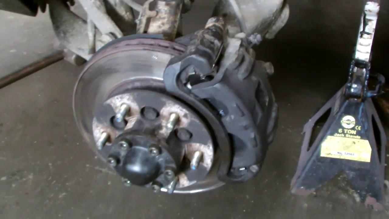 diagram for changing brake on 1998 isuzu rodeo [ 1280 x 720 Pixel ]
