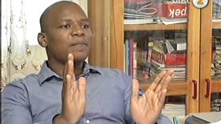 Godfrey Mongatane CA(SA) talks about being a Chartered Accountant