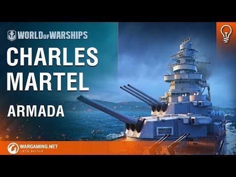 Armada: Charles Martel | World Of Warships