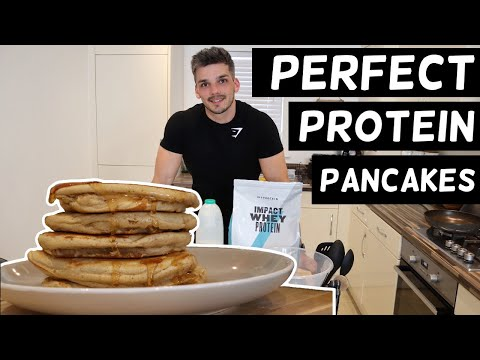 How To Make Perfect Protein Pancakes | Simple Recipe