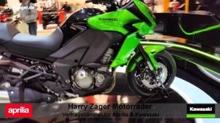 Kawasaki Versys 1000 2016 alle Farben , all Colours