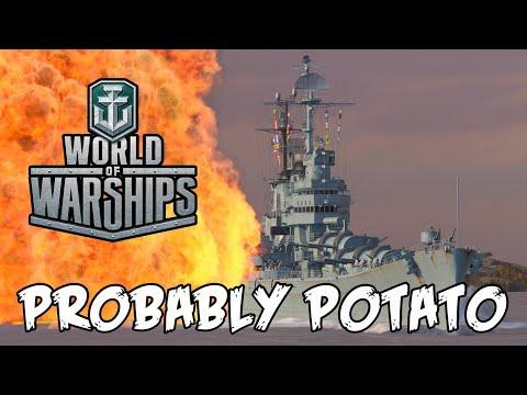 World of Warships - Probably Potato