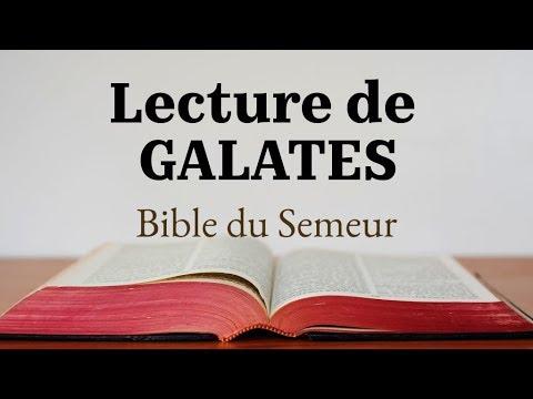 GALATES (Bible du Semeur)