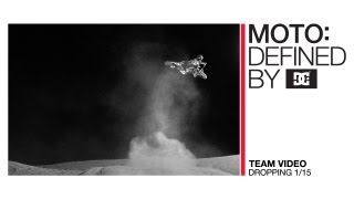DC SHOES: MOTO DEFINED BY DC TEASER