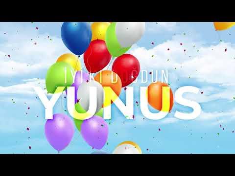 İyi ki Doğdun Yunus  (Kişiye Özel Çocuk Doğum Günü Şarkısı) Vuhhu