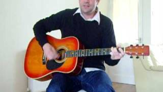 My Cover of Ocean Colour Scene Tune , Get Blown Away.