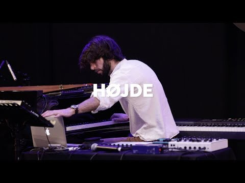 Montreux Jazz Talent Awards - Parmigiani Montreux Jazz Solo Keys Award Winner 2018: Højde