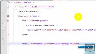 Create dynamic dropdown list - Adding category