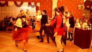 Свадьба Леночки и Сережи.AVI