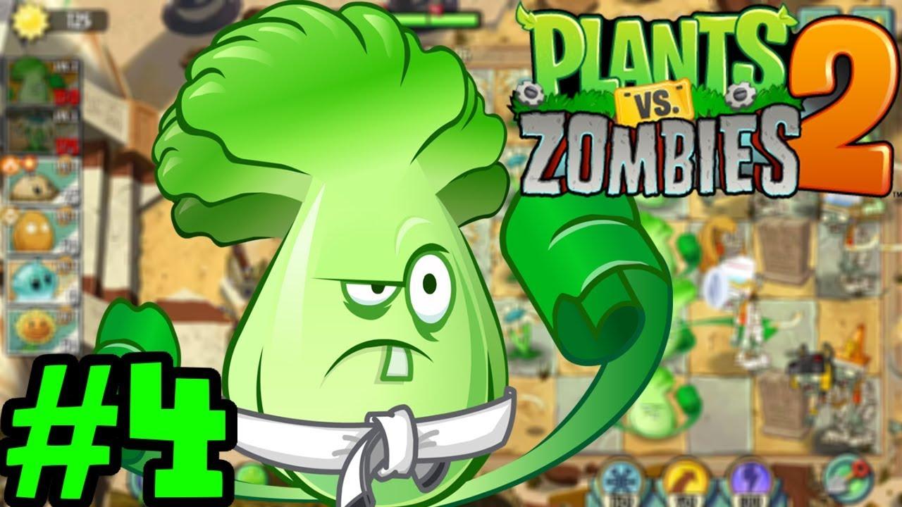 Plant Vs Zombie 2 - Võ Sĩ Boxing Cải Bắp Bonk Choy - Tập 4 | Big Bang -  YouTube