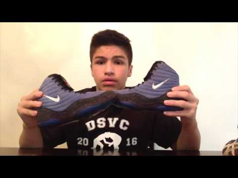 Daniel's Wrestling Shoe Collection Video !!!