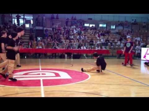 Lil Bastards vs. Funky Rockers - Državno prvenstvo break dance mladinci 2013