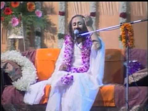 Satsang With His Holiness Sri Sri Ravishankar