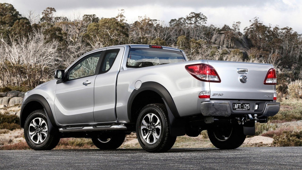 2018 Mazda Bt 50 Pickup Will Be Launched In The Market In Early
