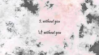 Infinite H ft. Zion.T - 니가 없을 때 (Without You) [Han & Eng]