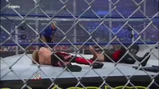 Undertaker vs Edge-Hell In A Cell 2008