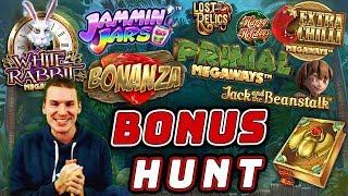 Bonus Hunt Results 20/12/18 - 15 Features!