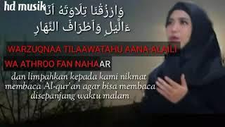 Lagu Sholawat : ALLAHUMMARHAMNA BIL QUR'AN