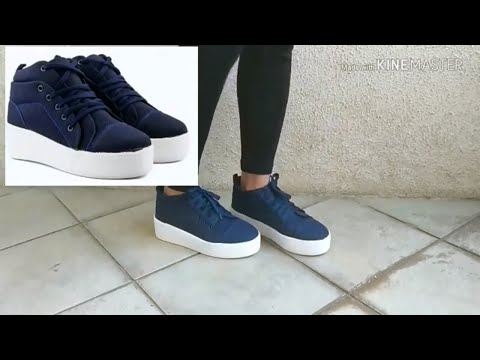 Amazon Canvas heel Sneakers Unboxing| latest footwear for girls | fancy shoes | soft shoe