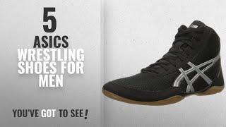 Top 10 Asics Wrestling Shoes [2018 ]: ASICS Men