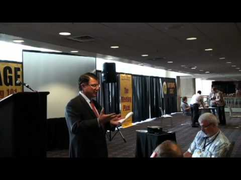 Collector's Coin Forum presented by Richard Peterson, deputy director, United States Mint