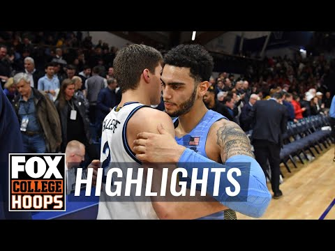 Markus Howard is Big East's top scorer, Marquette falls to Villanova | FOX COLLEGE HOOPS HIGHLIGHTS