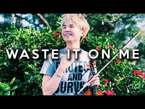 Steve Aoki/BTS - Waste It On Me (Ballad Violin Version)