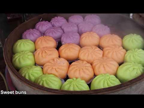 Thai Street Food Vendors | Street Food Tour in Thailand