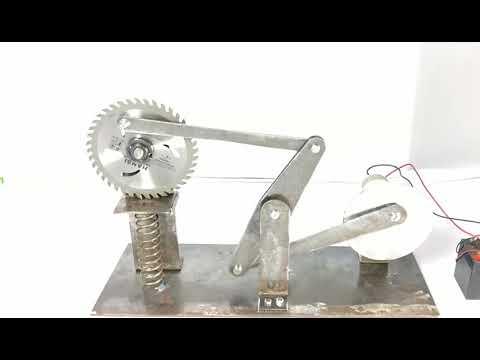 mini hacksaw powered by beam engine pdf