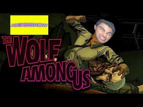 THE WOLF AMONG US¿CAPERUCITA ROJA ES PUTA?  Cap.1