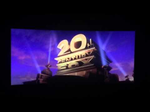 20th Century Fox / DreamWorks Animation SKG (Kung Fu Panda 3 Variant)