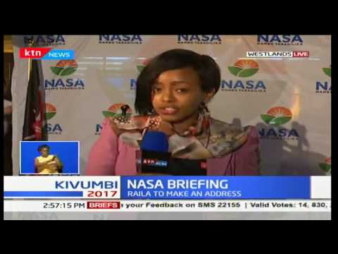 What Kenyans should expect from NASA's third press conference