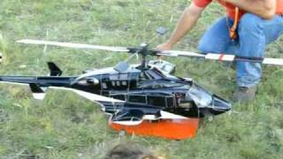 Helicoptero Air Wolf