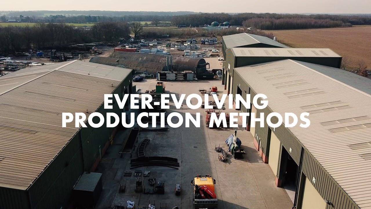 Hunwick Engineering | Video, Design & Website