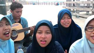 Download lagu Labuhan terakhir cover di pelabuhan ancol by Dazzling MP3