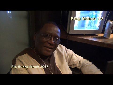 RIP Bunny Mack 2015