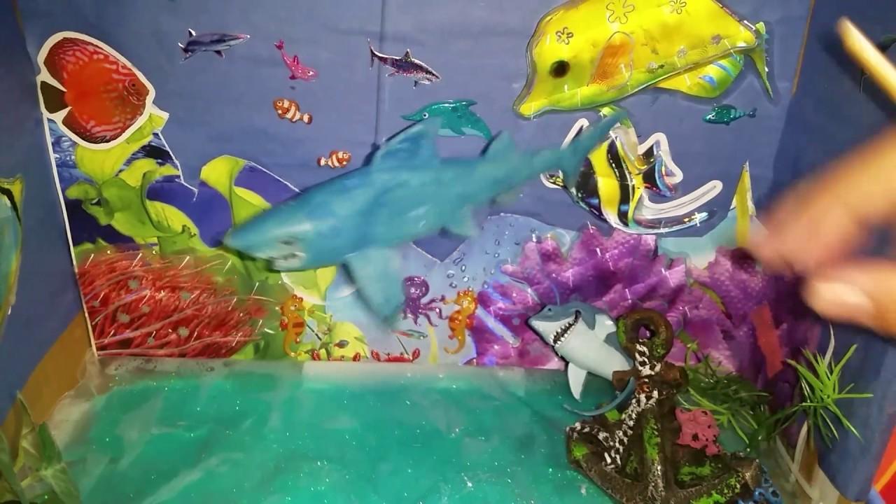 Shark Diorama By Mouzzan YouTube