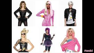 Costume Ideas for Rockstar Party