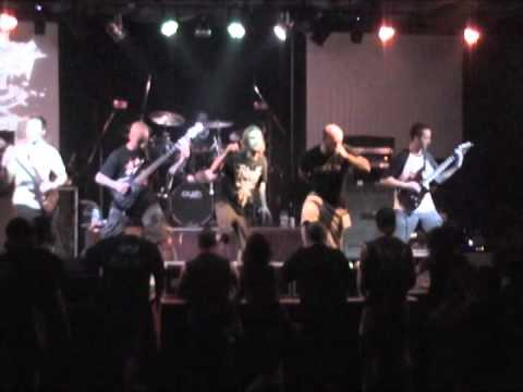 Severed Savior- Thrones of Blood (SUFFOCATION Cover) @ FOOTHILLS GUTFEST 2012