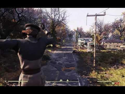 Fallout76 Weight Glitch |